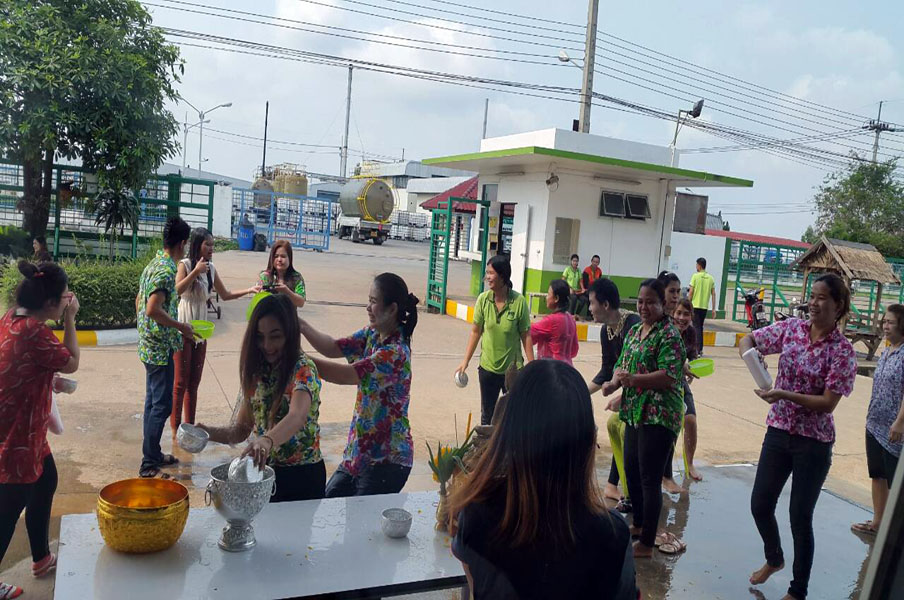 SMTI SONGKRAN CELEBRATION