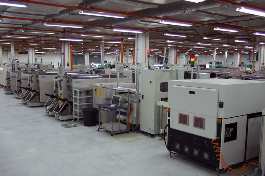 SMT PRODUCTION LINES 2014